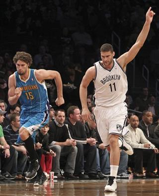 Brook Lopez, Robin Lopez