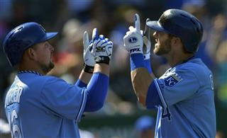 Alex Gordon, Billy Butler