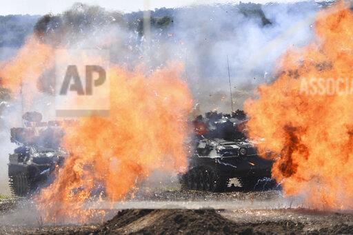 Tanks, Trucks and Firepower Show 2019