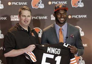 Rob Chudzinski, Barkevious Mingo