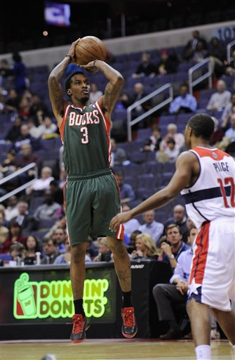 Brandon Jennings, A.J. Price
