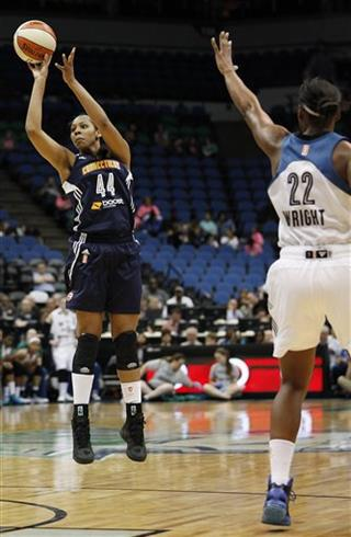 Ashley Walker, Monica Wright