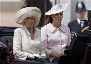 Duchess of Cornwall, Duchess of Cambridge