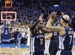 Mike Conley, Jerryd Bayless