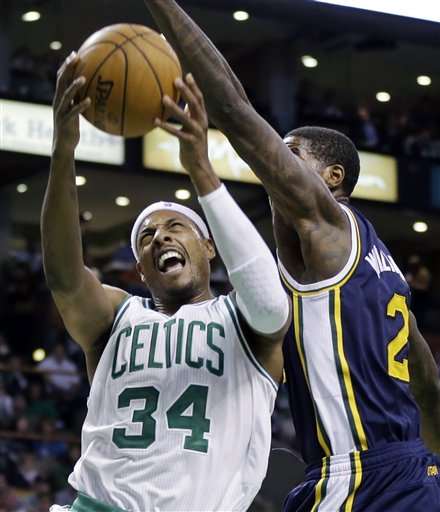 Paul Pierce, Marvin Williams