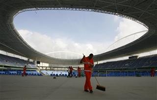 Rio 2016 Stadium Closed
