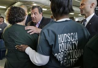Chris Christie, Cynthia Harrison, Eva Deliebana