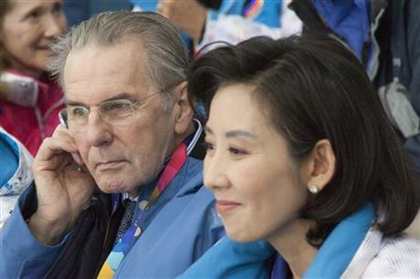 Jacques Rogge, Na Kyung-Won