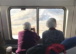 Tales from a Train