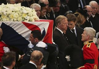 Britain Thatcher Funeral