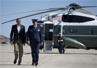 Barack Obama, Col. Greg Urtso,