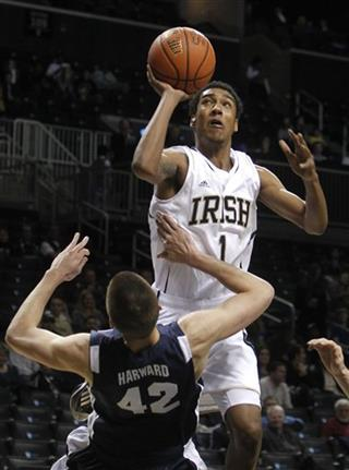 BYU Notre Dame Basketball