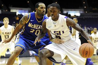 McNeese St LSU Basketball
