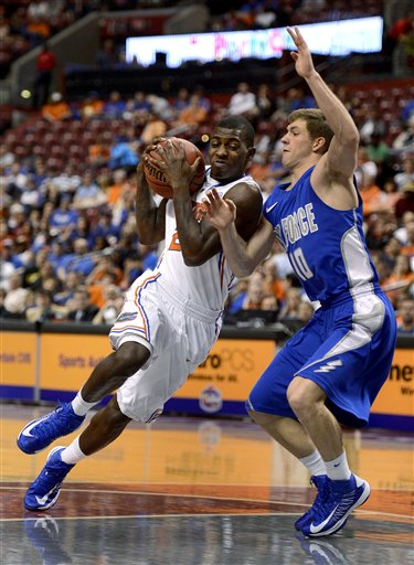 Casey Prather, Todd Fletcher