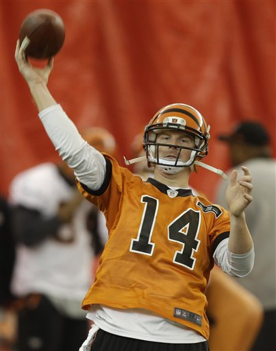 Bengals Dalton Second Chance Football