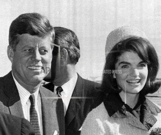 Associated Press Domestic News Texas United States U.S PRES. KENNEDY FIRST LADY