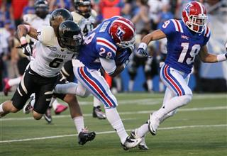 Idaho Louisiana Tech Football