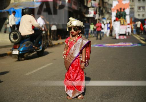 India Marathi New Year