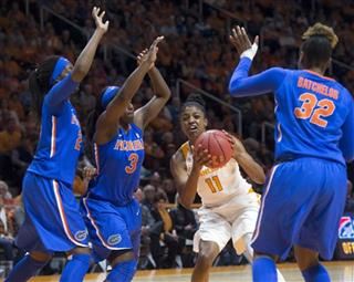 Florida Tennessee Basketball