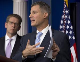 Jay Carney, Alan Krueger