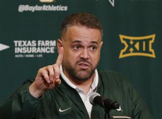 Baylor Assistant Coach Fired Football