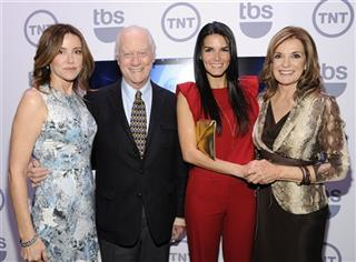 Christa Miller, Larry Hagman, Angie Harmon, Linda Gray