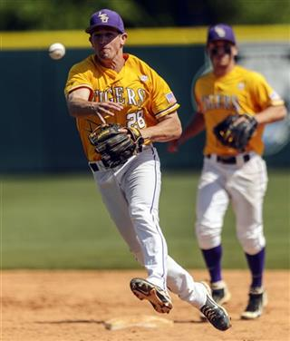 LSU Alabama Baseball