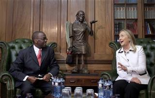 Hillary Rodham Clinton, Willy Mutunga