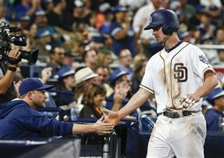 Wil Myers, Andy Green