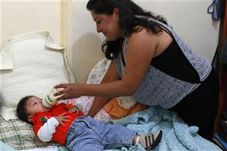Mexico Breast Feeding Decline