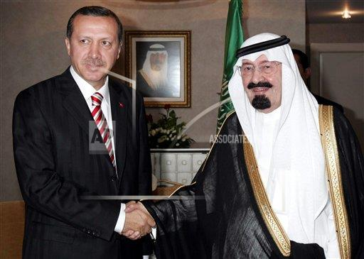 AP I TUR TURKEY SAUDI ARABIA