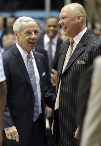 Roy Williams, Jeff Lebo