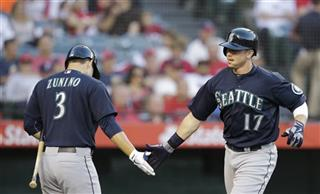 Justin Smoak , Mike Zunino
