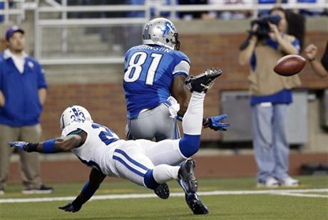 Calvin Johnson, Vontae Davis