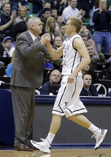 Tyler Haws, Dave Rose