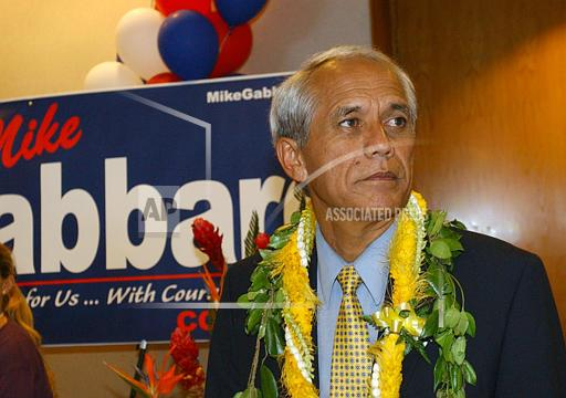 Associated Press Domestic News Hawaii United States Election campaigns HAWAII REPUBLICANS