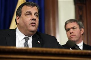 Chris Christie,  Jeffrey S. Chiesa