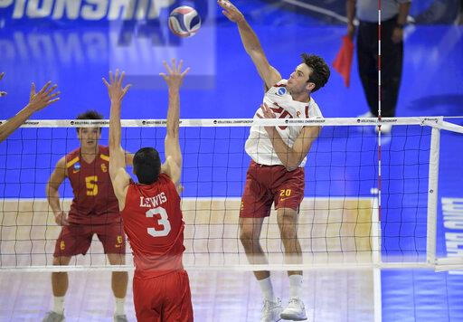 Lewis USC NCAA Volleyball