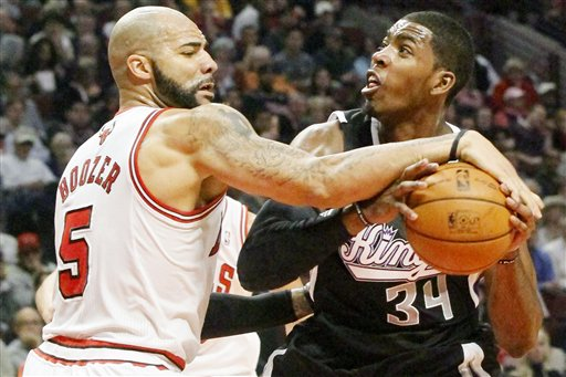 Carlos Boozer, Jason Thompson