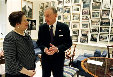 Elena Kagan, Arlen Specter