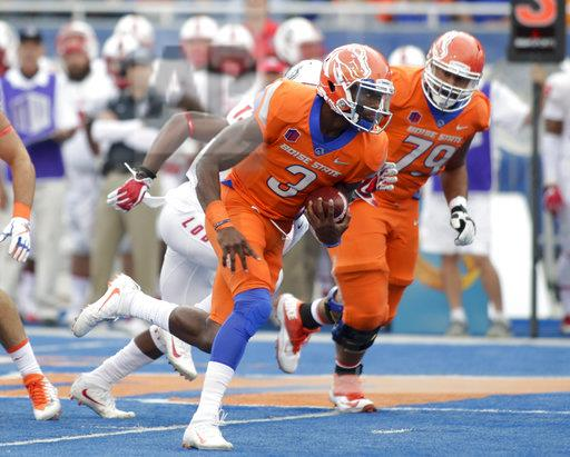 New Mexico Boise St Football