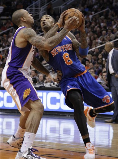 J.R. Smith, Shannon Brown