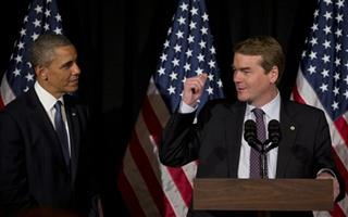 Barack Obama, Michael Bennet
