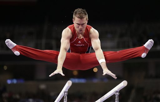 Olympic Trials Gymnastics