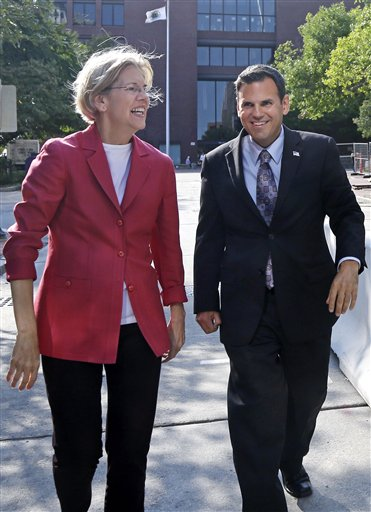 Elizabeth Warren, Gary Christenson