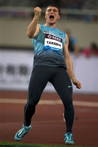China Diamond League Track and Field