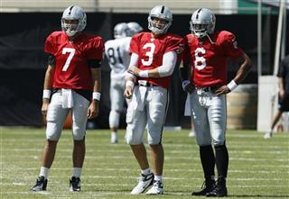 Matt Leinart, Carson Palmer, Terrelle Pryor