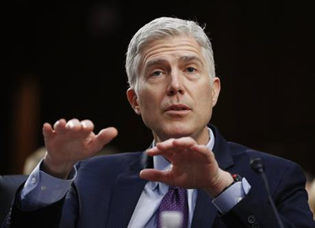No promises and no one above law, Supreme Court pick says