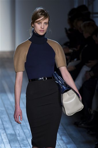 Fashion Victoria Beckham Fall 2013