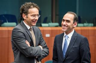 Haris Georgiades, Jeroen Dijsselbloem